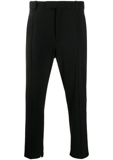 Ann Demeulemeester mid-rise tailored trousers