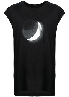 Ann Demeulemeester Moon cotton T-shirt