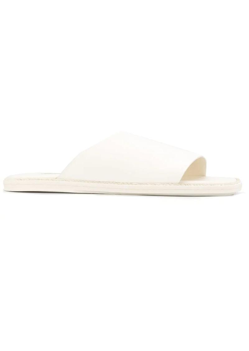 Ann Demeulemeester open toe slip-on sandals