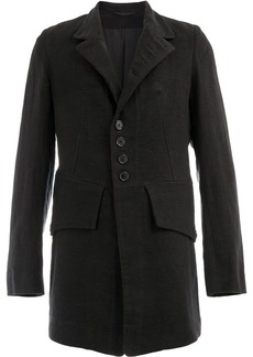 Ann Demeulemeester oversized pocket coat