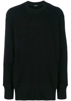 Ann Demeulemeester plain sweatshirt