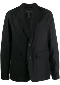 Ann Demeulemeester plain tailored blazer