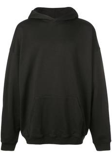 Ann Demeulemeester printed hoodie