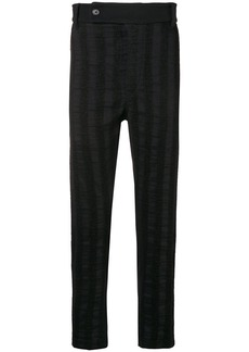 Ann Demeulemeester regular fit trousers