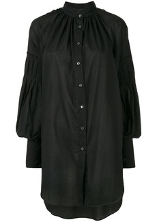 Ann Demeulemeester relaxed fit shirt