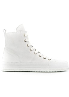 Ann Demeulemeester Scamosciato hi-top sneakers