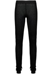 Ann Demeulemeester semi-sheer leggings