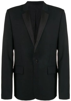 Ann Demeulemeester single button dinner jacket