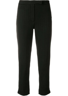 Ann Demeulemeester slim-fit cropped trousers