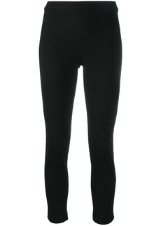 Ann Demeulemeester slim-fit layering trousers
