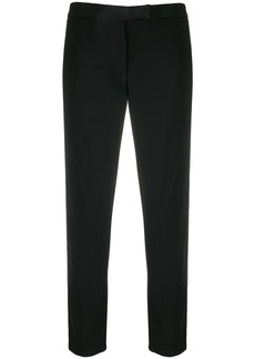 Ann Demeulemeester slim-fit piped seam trousers