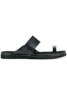 Ann Demeulemeester slip-on sandals