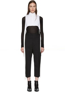 Ann Demeulemeester SSENSE Exclusive White Overpiece Shirt