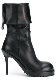 Ann Demeulemeester stiletto boots