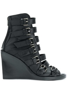 Ann Demeulemeester strappy buckled sandals