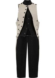 Ann Demeulemeester tail coat