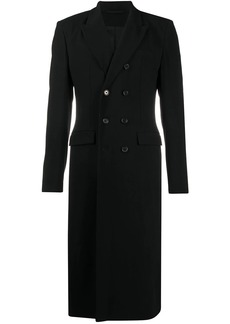 Ann Demeulemeester tailored double-breasted coat