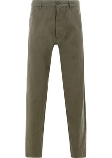 Ann Demeulemeester tapered leg trousers