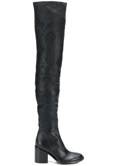 Ann Demeulemeester thigh high boots