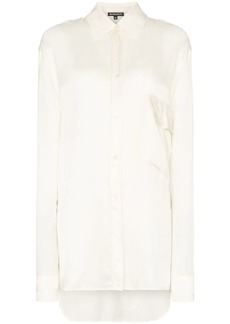 Ann Demeulemeester Utility button-down shirt