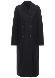Ann Demeulemeester Wool Blend Double Breast Coat