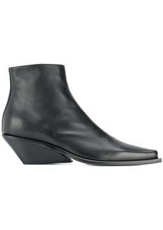 Ann Demeulemeester zipped boots