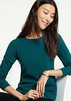 Ann Taylor 3/4 Sleeve Sweater