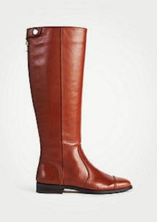 Ann Taylor Adalie Leather Boots
