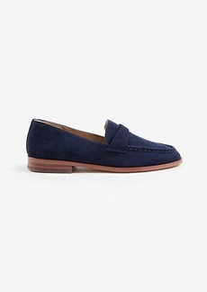Audriana Suede Loafers