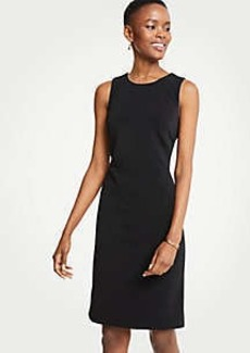 Ann Taylor Beaded Sheath Dress