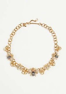 Ann Taylor Bee Statement Necklace