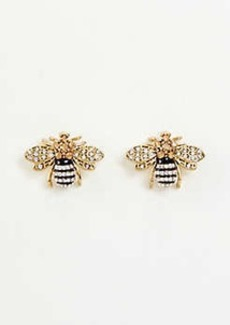 Ann Taylor Bee Stud Earrings