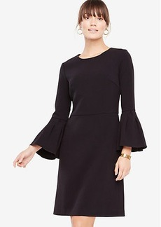Bell Sleeve Flare Dress