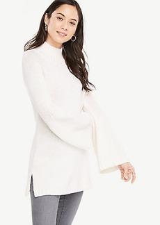 Bell Sleeve Tunic Sweater