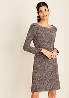 Ann Taylor Boucle Shift Dress