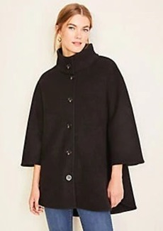 Ann Taylor Button Front Cape