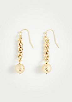 Ann Taylor Chain Earrings