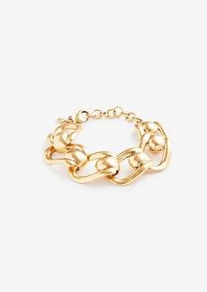 Ann Taylor Chunky Link Bracelet