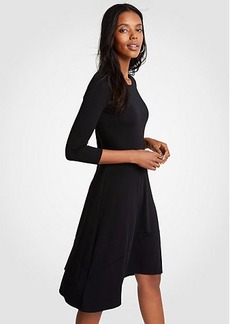 Circle Cut Flare Dress