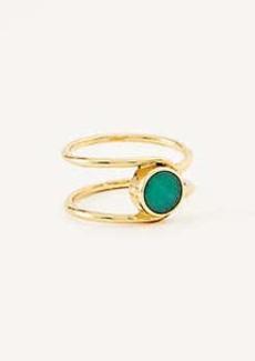 Ann Taylor Circle Stone Ring