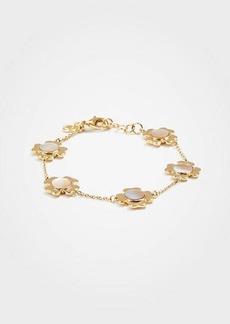 Ann Taylor Clover Flower Bracelet