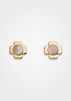 Ann Taylor Clover Flower Earrings