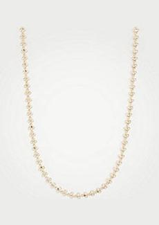 Ann Taylor Clover Station Necklace