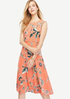 Coral Oasis Dress