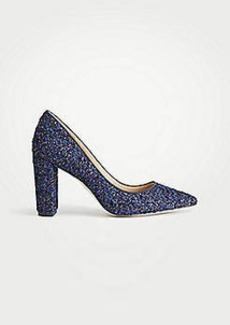 Ann Taylor Cornelia Tweed Pumps