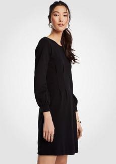 Corset Sweatshirt Dress
