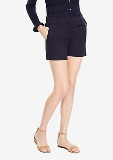 Ann Taylor Cotton Metro Shorts
