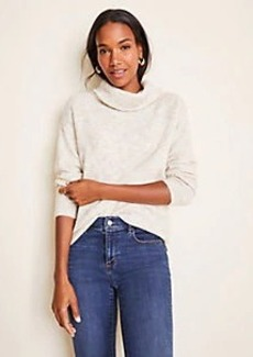 Ann Taylor Cowl Neck Sweater
