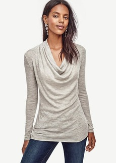 Ann Taylor Cowl Tunic Sweater