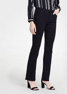 Ann Taylor Curvy Denim Boot Cut Jeans